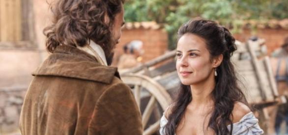 Joaquina não resiste à Xavier (Gshow)