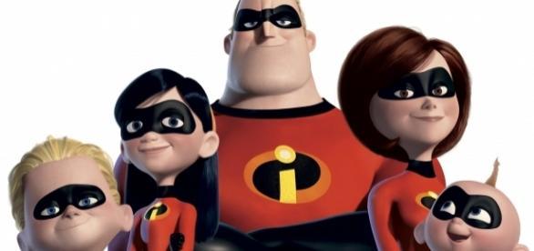 Os Incríveis, 2004 / Imagem: Divulgação Pixar