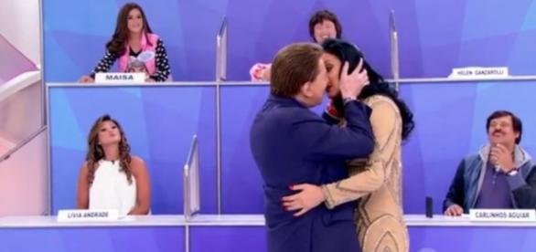 Silvio Santos fala sobre flerte com Helen Ganzarolli: 'Casado não é capado'
