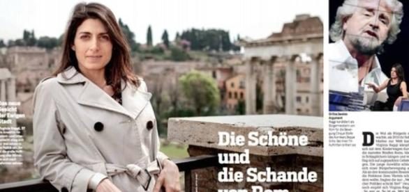Virginia Raggi, la candidata in copertina - Corriere.it - corriere.it