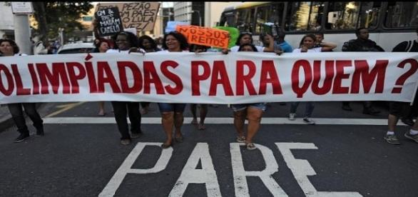 Faltam alguns dias para o início das Olimpíadas 2016 no Rio de Janeiro e a medida que algumas delegações foram chegando