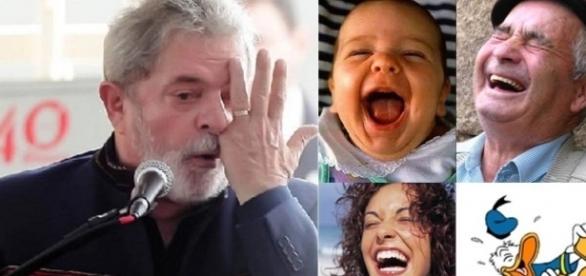 Lula diz que objetivo é proibir que ele seja presidente