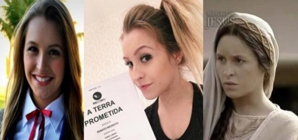 Atriz Carla Diaz interpretará Melina