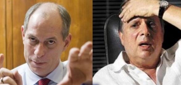 Ciro Gomes faz forte acusação contra Senador