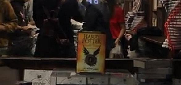 Foram milhares os fãs que esperaram pela meia-noite para ter o novo livro