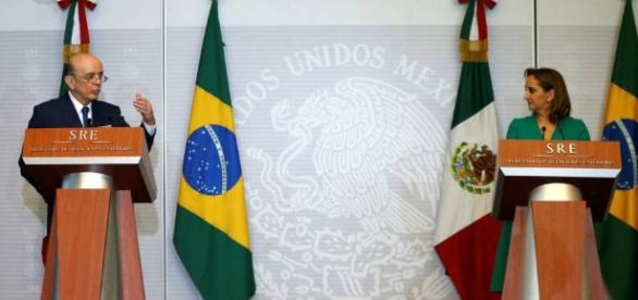 José Serra fez o comentário para a ministra mexicana Claudia Ruiz Massieu