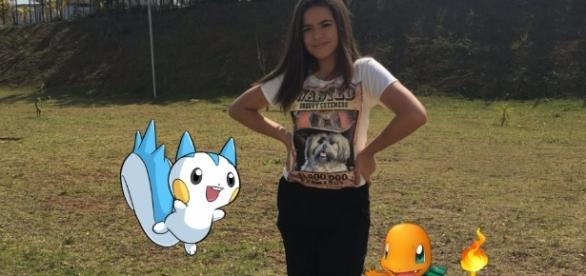 Maisa Silva reclama da demora de 'Pokémon Go' chegar ao Brasil