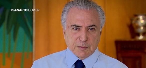 Michel Temer libera dinheiro para ajudar nordeste (Foto: Reprodução/Planalto)