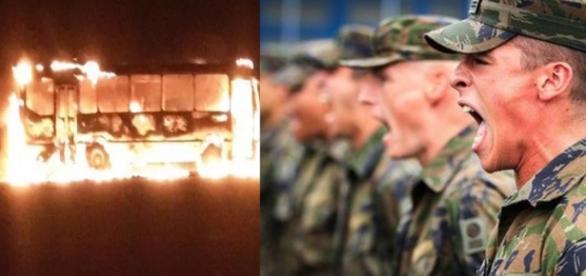 Militares são convocados por governador do RN