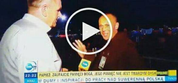 TVN na Światowych Dniach Młodzieży w Krakowie 2016