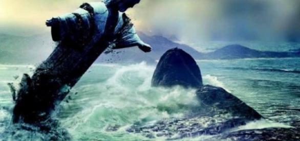Vidente diz que Rio de Janeiro sofrerá ondas gigantes - Imagem Ilustrativa