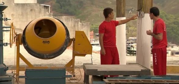 Detentos receberam treinamento de técnicos da Universidade Federal de Viçosa para operarem o maquinário