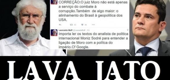 Escritor petista entra em polêmica com Sérgio Moro