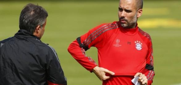 Guardiola marcou seu nome na história de Baryern de Munique e Barcelona