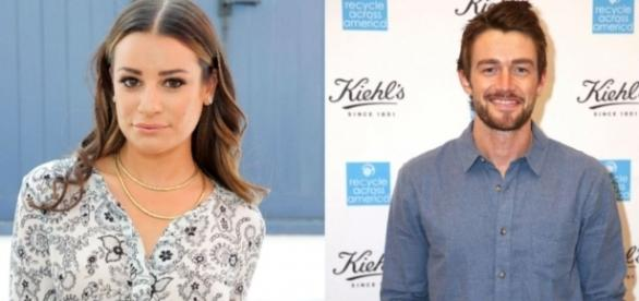 Lea Michele et Robert Buckley tombent dans la Dimension 404 ... - wordpress.com