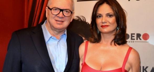 Luiza Brunet fala sobre atitude de Lírio Parisotto: 'Fui vítima de uma agressão covarde'