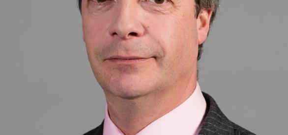 Nigel Farage, storico leader dell'UKIP