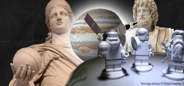 Quand Juno (Junon en français) a rendez-vous avec Jupiter ...