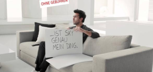 Schauspieler Elyas M'Barek ist Werbegesicht von Sky