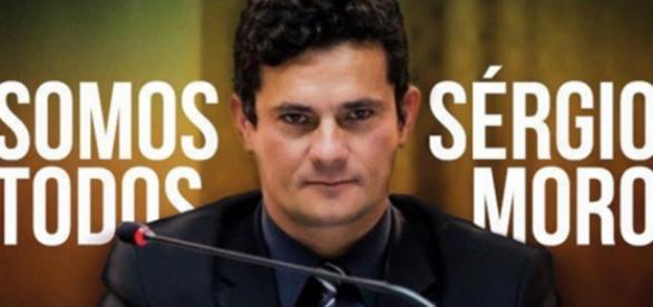 Sérgio Moro é o principal nome da Lava Jato