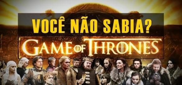 12 curiosidades de Game of Thrones