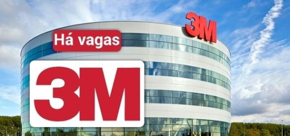 3M está contratando em todo o mundo - Foto: Reprodução Investinholland