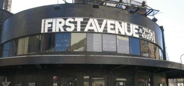A casa de shows First Avenue, em Minneapolis