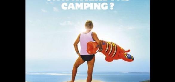 """Affiche de camping 3, """"Alors on attend pas Patrick ?"""""""