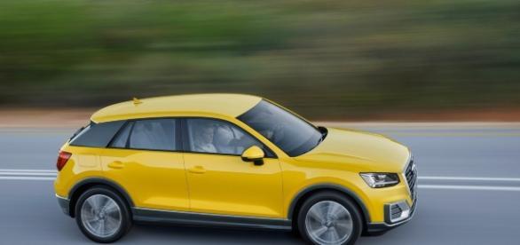 Com 4,19 metros de comprimento, o Audi é 10 cm menor que o HR-V, da Honda, e quase 20 cm menor que o Q3