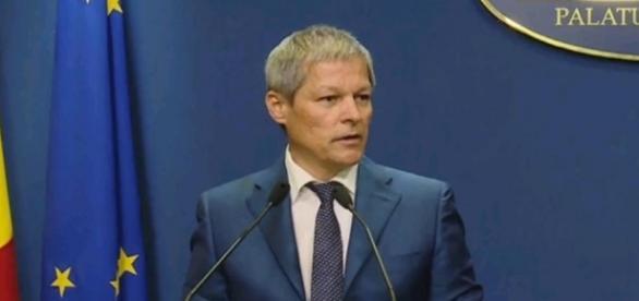 Dacian Cioloş a anunţat numele miniştrilor care pleacă din Cabinetul său