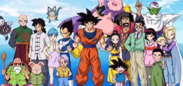 Dragon ball super opening 1 de la serie.