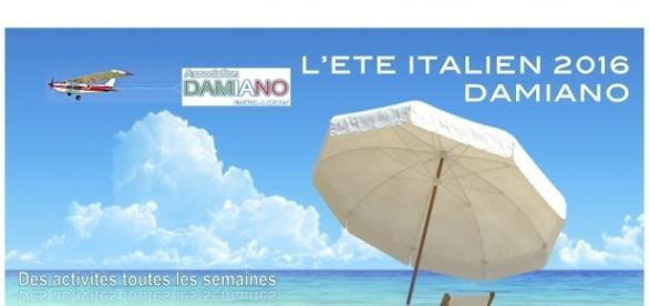 Eté italien 2016 de Damiano - A ne pas manquer !
