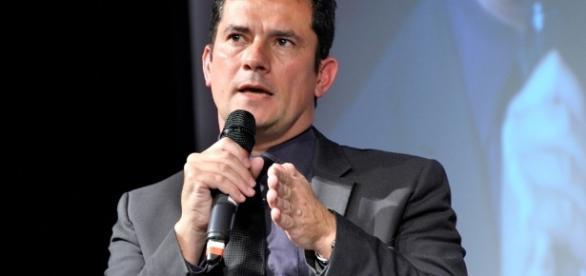 Juiz federal Sérgio Moro, responsável pelas operações da Lava Jato