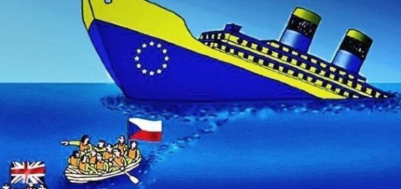 La renuncia del Reino Unido a la Unión Europea provocó el naufragio del 'Super Estado' que gobierna 28 naciones sin un solo voto de sus ciudadanos.
