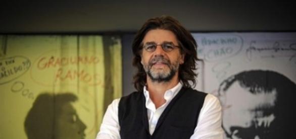 Luiz Fernando Carvalho é o diretor de 'Velho Chico' (Reprodução/O Globo)