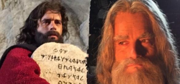 Moisés morre aos 120 anos, e passa o comando para o sobrinho, Josué
