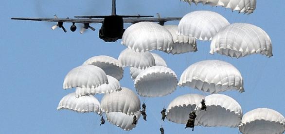 Os exercícios militares da OTAN: Anaconda 2016