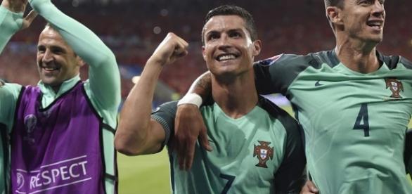 Portugal nuevo campeón de la Eurocopa