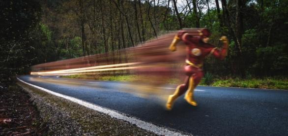 Quando a super velocidade sai dos quadrinhos