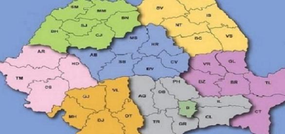Regionalizarea pusă din nou pe tapet