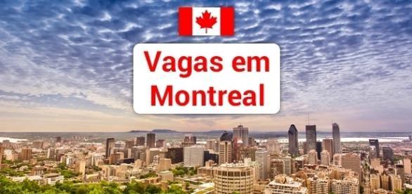 Vagas abertas em Montreal. Foto: Reprodução Calicultural.