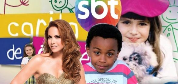 A atriz mexicana também gravou canções para a trilha sonora da mais nova aposta do SBT
