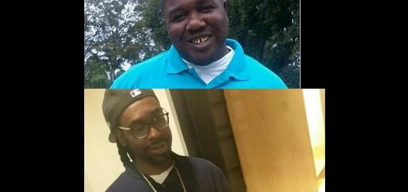 Alton Sterling (Baton Rouge) & Philandra Castile (Falcon Heights, Minnesota) Facebook Images