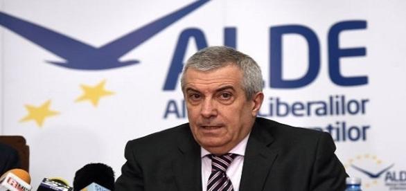 Călin Popescu Tăriceanu, președintele ALDE