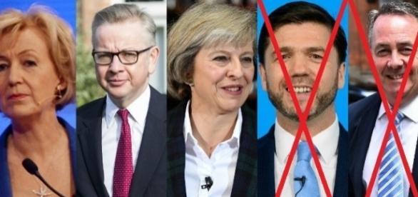 Din cei cinci candidați la șefia conservatorilor au mai rămas trei