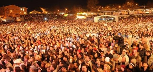 Festa do Pinhão que acontece em junho
