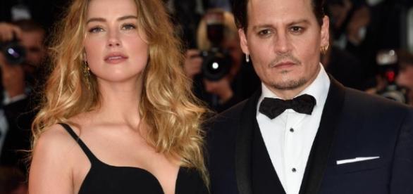 Heftige Vorwürfe von Amber Heard! Johnny Depp soll sie geschlagen ... - ok-magazin.de
