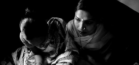 """Hijras fotografadas por Isabell Zipfel para o livro """"Hijras, the third sex"""""""