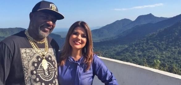 Mr. Catra e Mara Maravilha estão no Bate & Volta | Tv | band.com ... - com.br