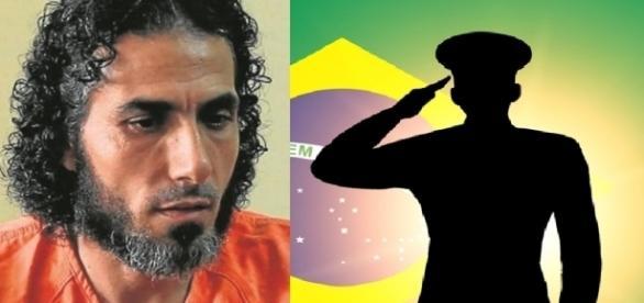Terrorista é procurado no Brasil